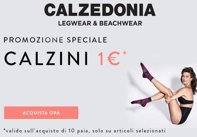 abbastanza economico risparmia fino all'80% autentico CALZEDONIA: 10 calzini a 10 € - Pazzi per il Risparmio