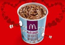 mcdonald's mcflurry san valentino