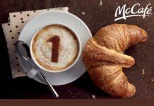 Colazione a 1€ McCafè McDonald's