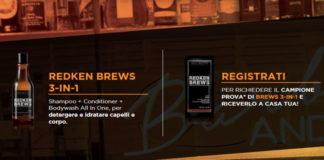 campione omaggio redken brews